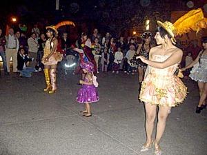 ESPABOL. Danza boliviana. Foto: Mar Sande.